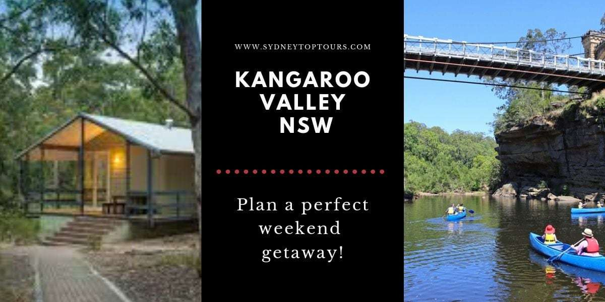 Kangaroo Valley NSW