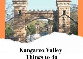 Kangaroo Valley attractions