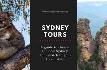 Day trips from Sydney Australia