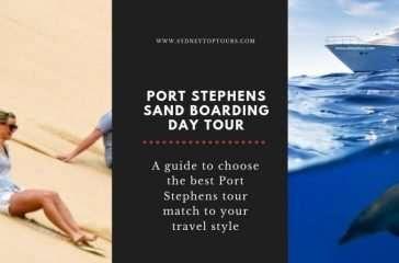 Port Stephens Tours