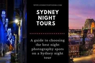 Sydney night tours