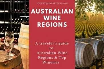Australian Wine Regions