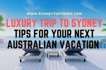 Sydney luxury trip