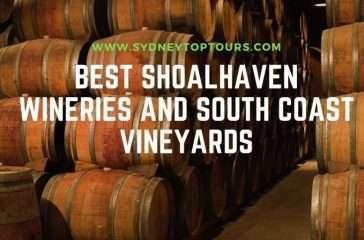 Shoalhaven wineries