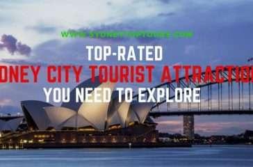 Sydney Australia tourist attractions