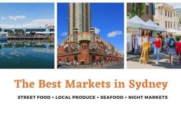 Best Markets in Sydney