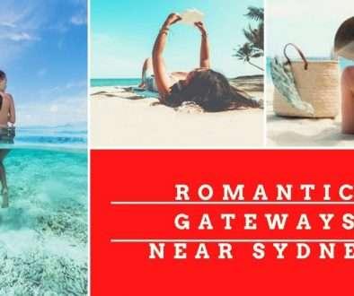 romantic gateways near Sydney